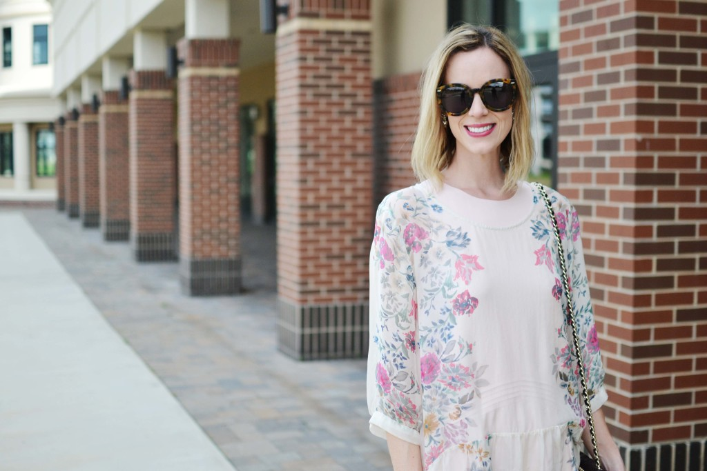 Spring Floral - Straight A Style