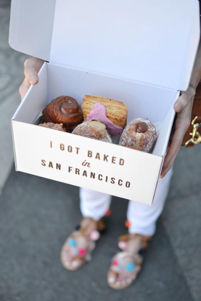 Mr. Holmes Bakehouse San Francisco goodies