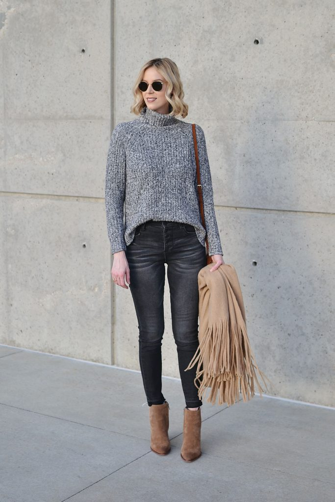 what to wear when you don't know what to wear - easy outfit formula for everyday