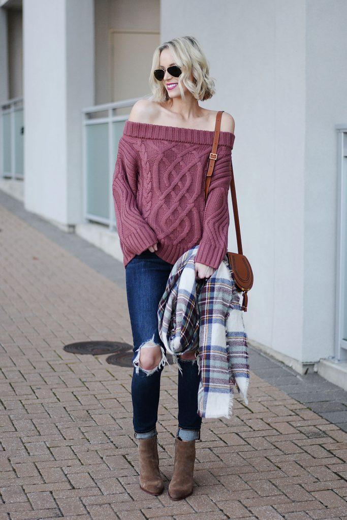easy fall outfit idea