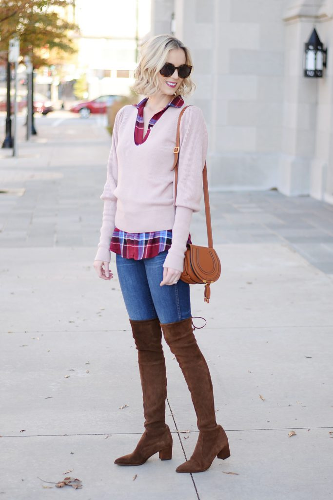 how to get more wear out of your closet by layering