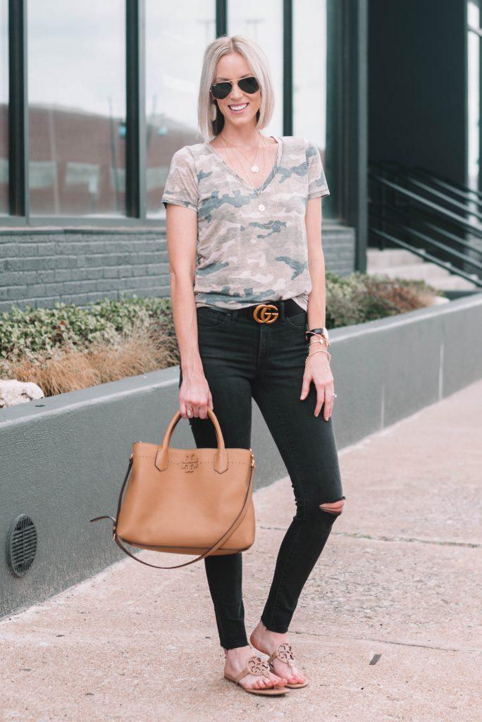 how to wear camo stylishly
