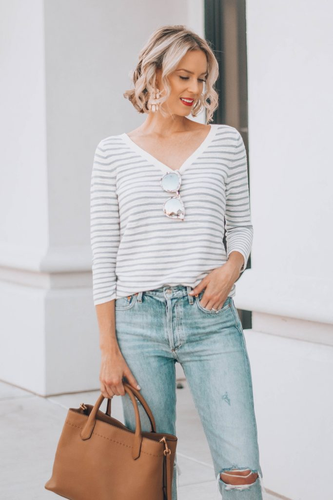 The front tuck - when to tuck and not tuck your shirt