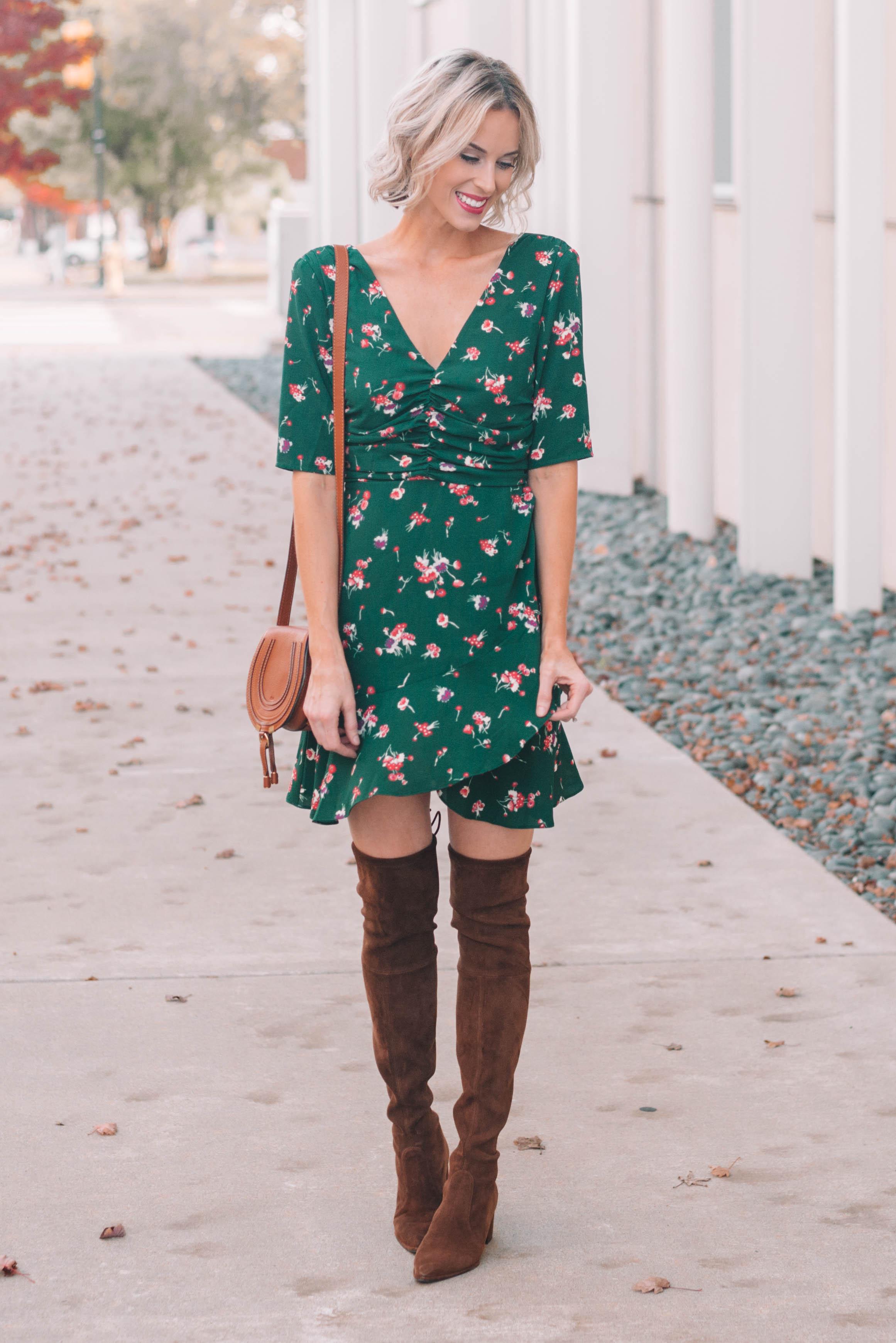 dress high boots