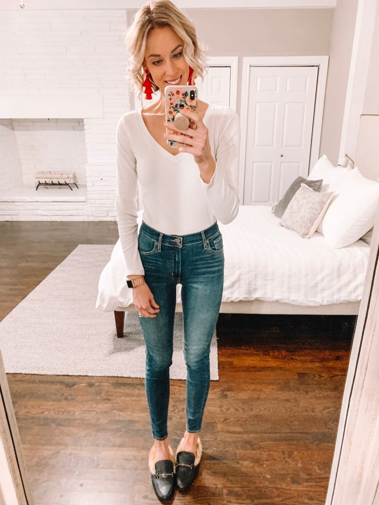 the best high waisted skinny jeans - Levi's mile high super skinny