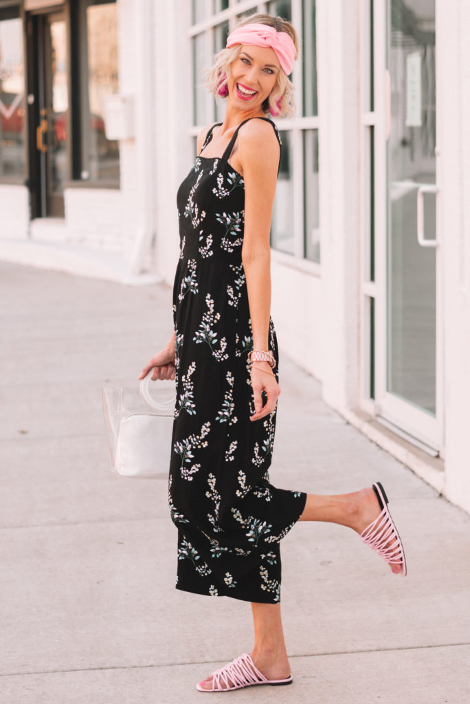 how to wear a jumpsuit 2 ways - casual to work appropriate in no time