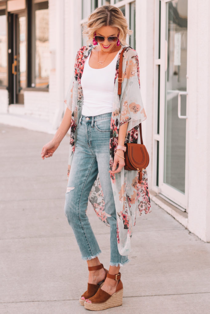 how to wear ankle strap sandals with cropped jeans, post all about what shoes to wear with cropped jeans
