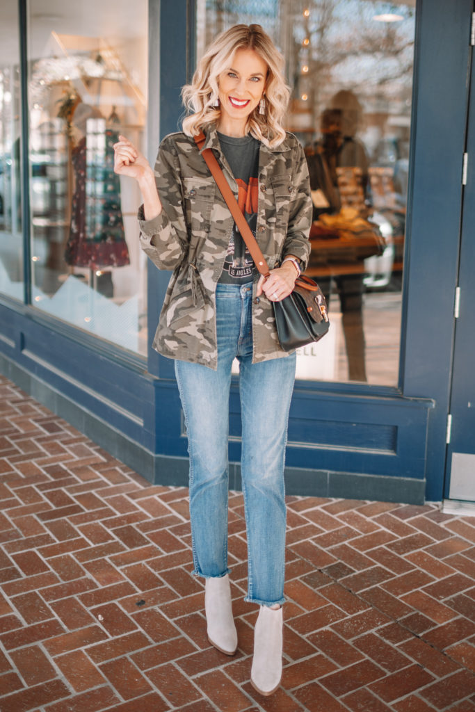 How To Wear Cropped Jeans In Winter Straight A Style