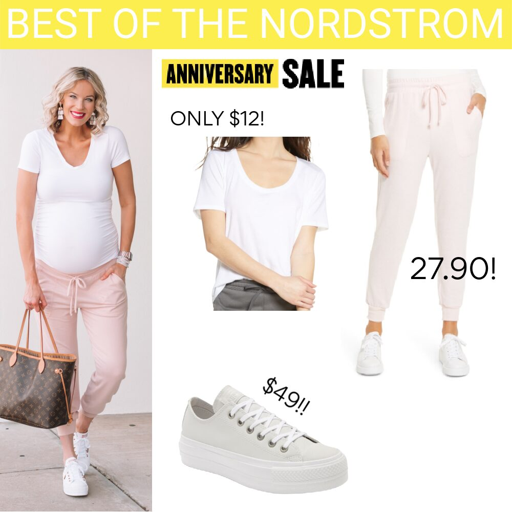 Today I am sharing a sneak peek of the Nordstrom Anniversary sale which opens tomorrow! Check here for the best of the same and styled outfits!
