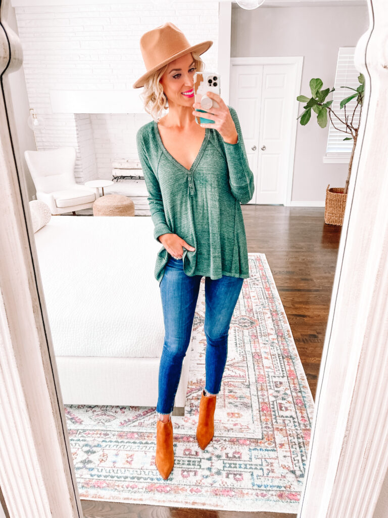 Are you looking for the best of the Nordstrom Anniversary sale 2021? I'm daring my favorites that are back this year and sure to sell out including this super popular Free People thermal!